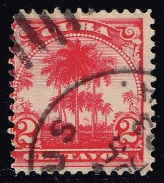 Cuba **U-Pick** Stamp Stop Box #134 Item 35