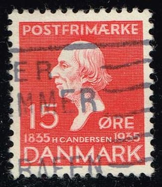 Denmark **U-Pick** Stamp Stop Box #134 Item 61