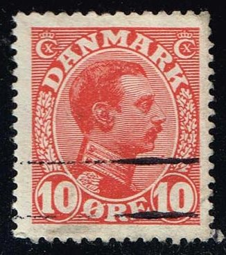 Denmark **U-Pick** Stamp Stop Box #134 Item 68
