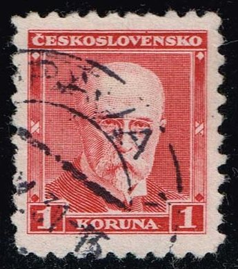 Czechoslovakia **U-Pick** Stamp Stop Box #134 Item 70