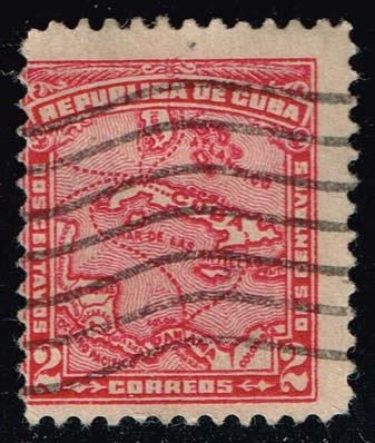 Cuba **U-Pick** Stamp Stop Box #134 Item 71