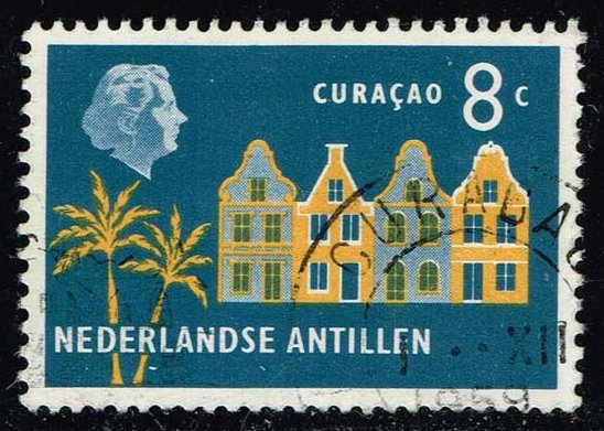 Netherlands Antilles **U-Pick** Stamp Stop Box #134 Item 74