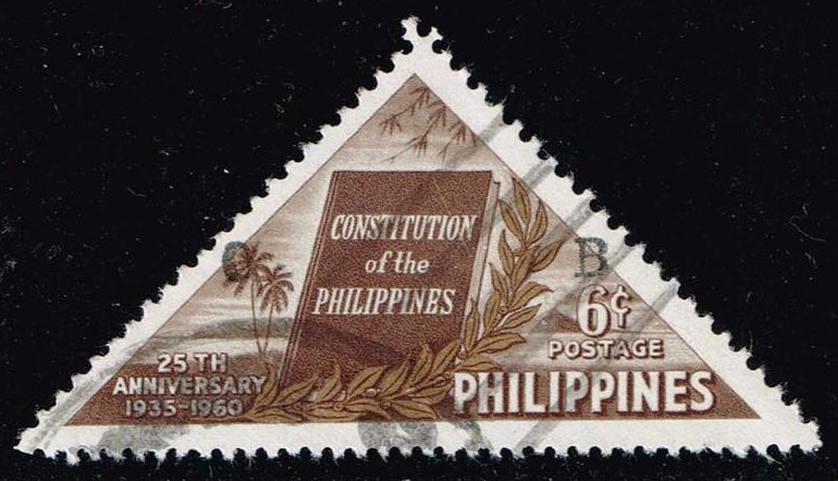 Philippines **U-Pick** Stamp Stop Box #134 Item 75