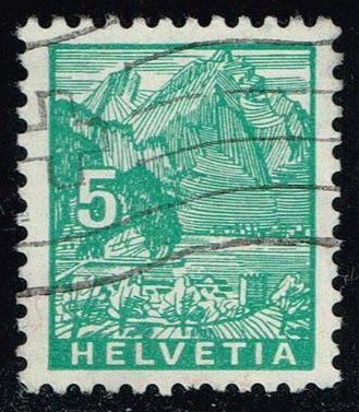 Switzerland **U-Pick** Stamp Stop Box #135 Item 4