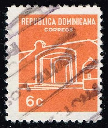 Dominican Republic **U-Pick** Stamp Stop Box #135 Item 9