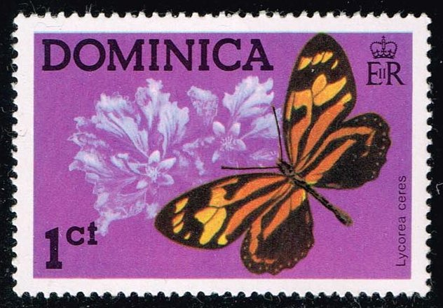 Dominica **U-Pick** Stamp Stop Box #135 Item 10