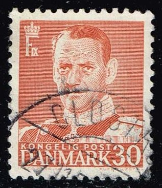 Denmark **U-Pick** Stamp Stop Box #135 Item 12