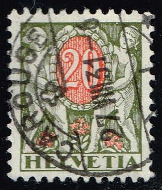 Switzerland **U-Pick** Stamp Stop Box #135 Item 28