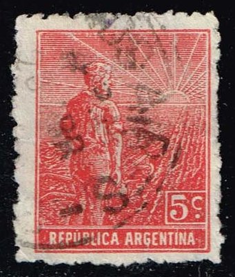 Argentina **U-Pick** Stamp Stop Box #135 Item 61