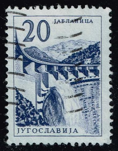 Yugoslavia **U-Pick** Stamp Stop Box #137 Item 15