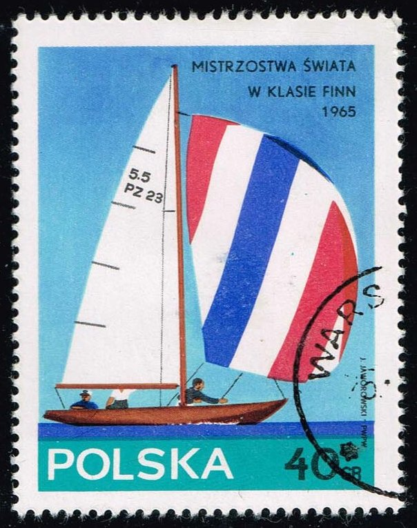 Poland **U-Pick** Stamp Stop Box #138 Item 14