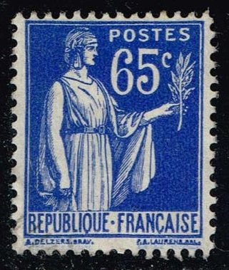 France **U-Pick** Stamp Stop Box #138 Item 15