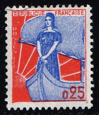 France **U-Pick** Stamp Stop Box #138 Item 19