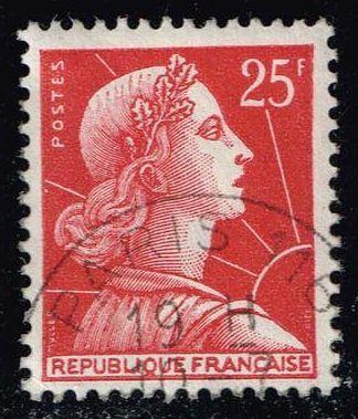 France **U-Pick** Stamp Stop Box #138 Item 25