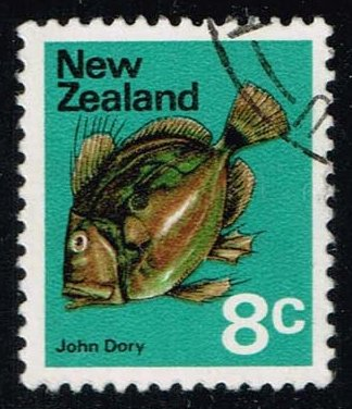 New Zealand **U-Pick** Stamp Stop Box #138 Item 46