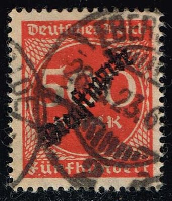 Germany **U-Pick** Stamp Stop Box #138 Item 52
