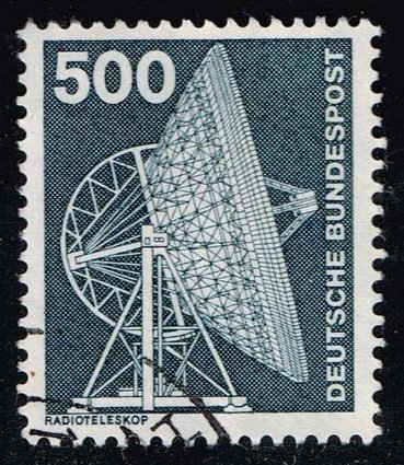 Germany **U-Pick** Stamp Stop Box #138 Item 53