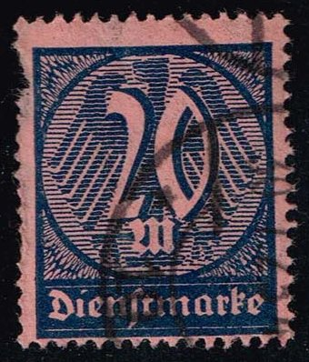 Germany **U-Pick** Stamp Stop Box #138 Item 55
