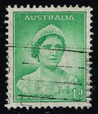 Australia #167 Queen Elizabeth; Used (1.00)