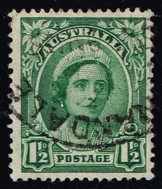 Australia #192 Queen Elizabeth; Used (0.25)