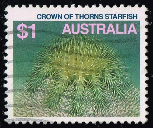 Australia #920 Crown of Thorns Starfish; Used (1.10)