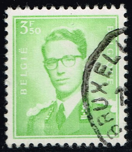 Belgium #456 King Baudouin; Used (0.25)