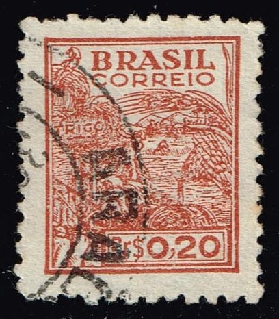Brazil #659 Agriculture; Used (0.25)