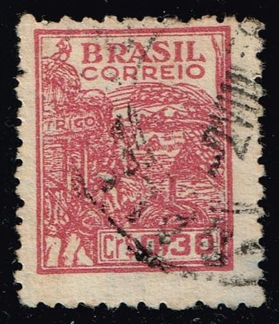 Brazil #660 Agriculture; Used (0.25)