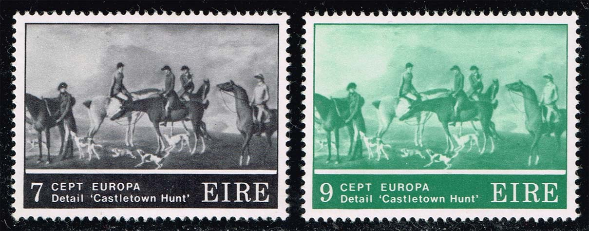 Ireland #369-370 Europa CEPT Set of 2; MNH (10.00) - Click Image to Close