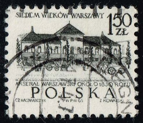 Poland #1339 Arsenal; Used at Wholesale