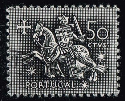Portugal #764 Equestrian Seal; Used at Wholesale