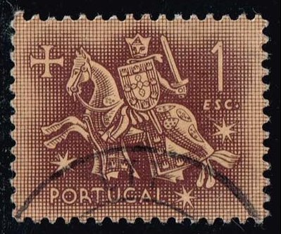 Portugal #766 Equestrian Seal; Used at Wholesale