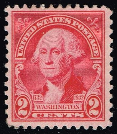 US #707 Washington Bicentennial; Unused (0.30)