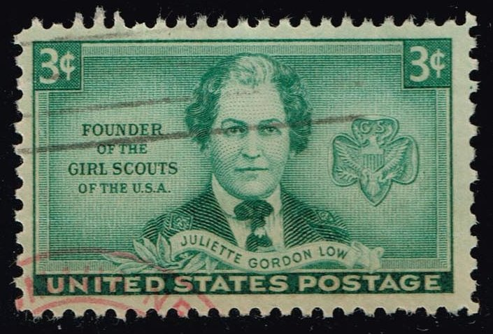 US #974 Juliette Gordon Low; Used (0.25)