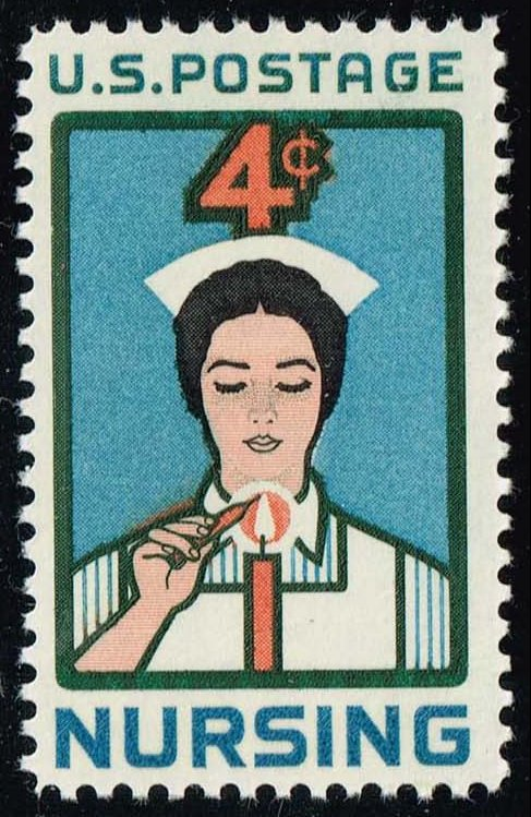 US #1190 Nursing; MNH (0.25)