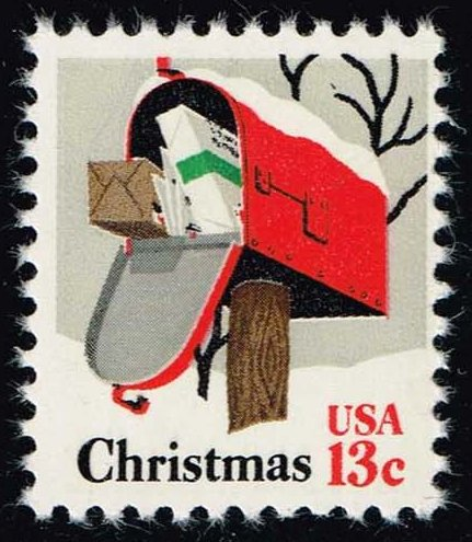 US #1730 Rural Mailbox; MNH (0.25)