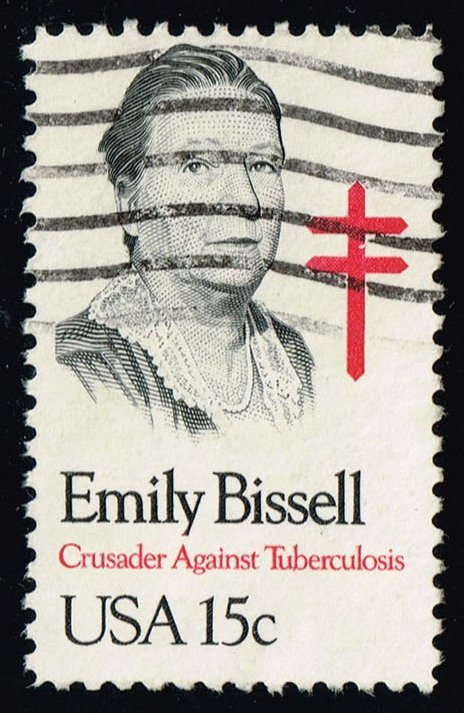 US #1823 Emily Bissell; Used (0.25)