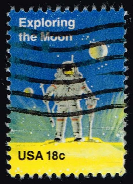 US #1912 Moon Walk; Used (0.25)