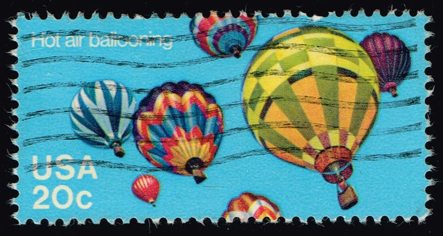 US #2034 Balloons; Used (0.25)