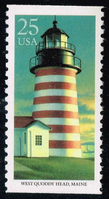 US #2472 West Quoddy Head; MNH (1.90)