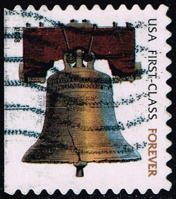 US #4125b Liberty Bell Forever; Used (0.25)