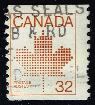 Canada **U-Pick** Spacefiller Box #S30-33