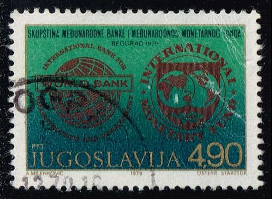 Yugoslavia **U-Pick** Spacefiller Box #S30-45