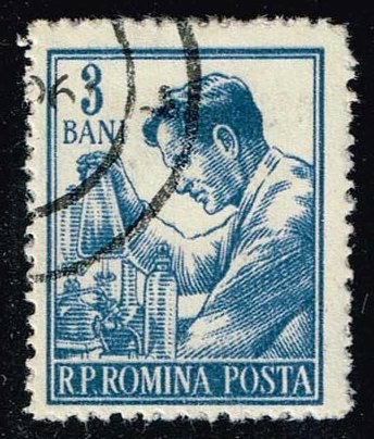 Romania **U-Pick** Stamp Stop Box #138 Item 84