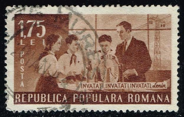 Romania **U-Pick** Stamp Stop Box #139 Item 18