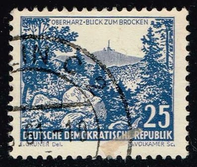 Germany DDR **U-Pick** Stamp Stop Box #139 Item 32