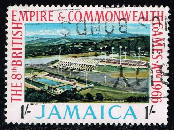 Jamaica **U-Pick** Stamp Stop Box #139 Item 60