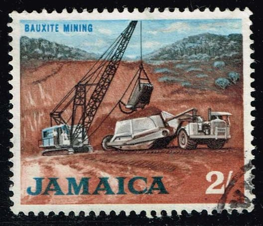 Jamaica **U-Pick** Stamp Stop Box #139 Item 64