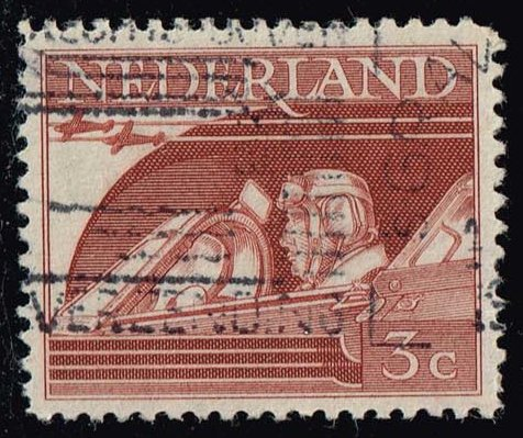 Netherlands **U-Pick** Stamp Stop Box #140 Item 15