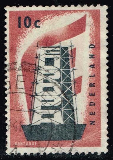 Netherlands **U-Pick** Stamp Stop Box #140 Item 26